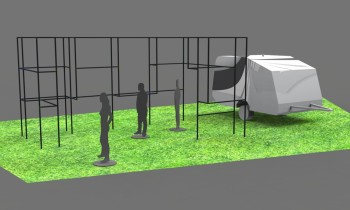 Ausstellungskonstruktion